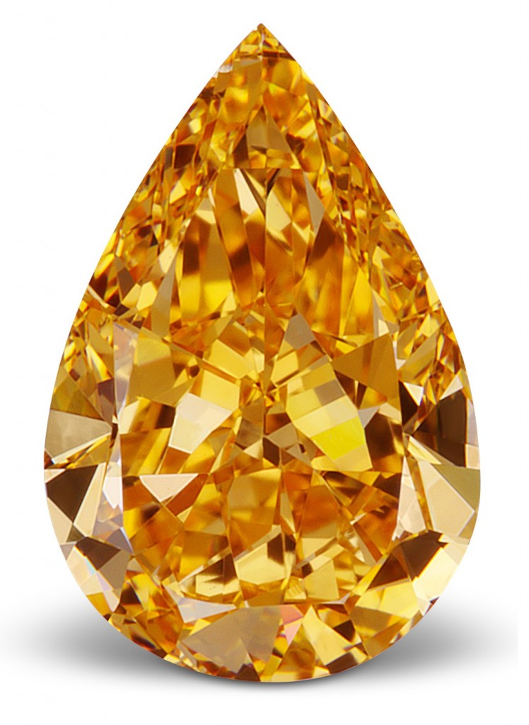 a of purchased carat evening auction at october diamond s queen orange color halloween on sotheby fancy before winston harry diamonds in vivid the pumpkin
